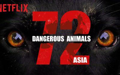 72 Dangerous Animals ASIA
